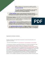 El Poder Público en Colombia