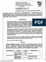 Resolucin Tarifas Centros 2015
