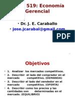 ECON 519 Cap 2 Oferta, Demanda y Equilibrio marzo 2015.ppt