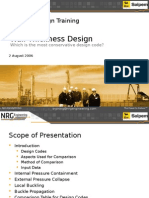 2 - NRG - Wall Thickness Design