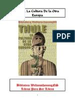 CEDADE - Thule, La Cultura de La Otra Europa
