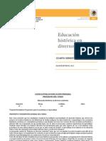 Educacion Historica en Diversos Contextos Lepri