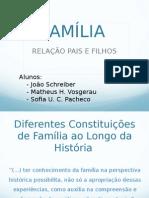 Família como Agência de Controle
