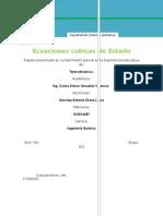 Ecuaciones cubicas