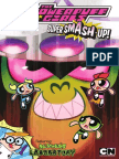 Powerpuff Girls Super Smash-Up #5 Preview