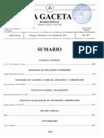 Codigo de Familia Nicaragua