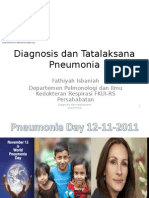 Diagnosis Pneumonia -121111