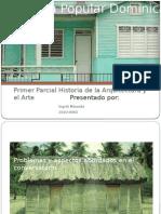 Arquitectura popular dominicana