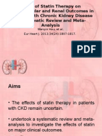 Effect of Statin Therapy on Cardiovascular and Renal Outcomes in Patients With Chronic Kidney Disease.pptx