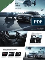 Audi S line Style (German Market)