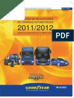 132099689 Catalogo Goodyear 2011 PDF