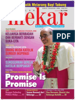Majalah Mekar 1st ed. 2015