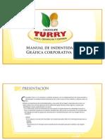 Manual Corporativo de un Logotipo