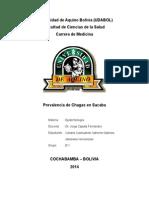 Chagas Hospital Mexico - Sacaba