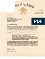 Carteret County, North Carolina - request to join ICE 287(g) program
