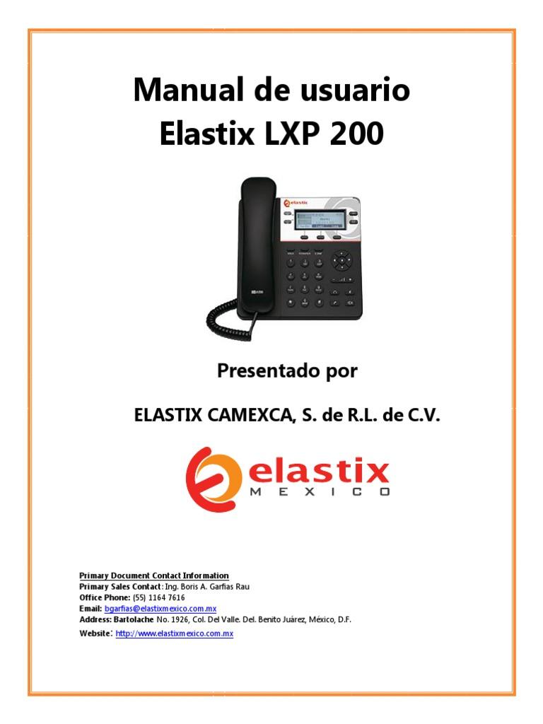 Configurar-elastix.