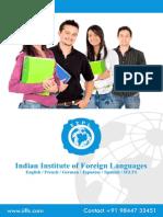 Foreign Language Course Details