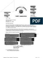 Marshall County, Alabama - request to join ICE 287(g) program