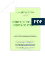 Brunschvicg Heritage Mots