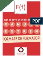 Manual Format Or