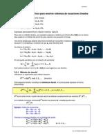 An-13 Sistemas Lineales Metodos Iterativos