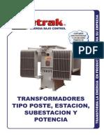 transformadores ZETRAK