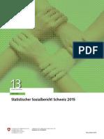 Statistischer Sozialbericht Schweiz 2015