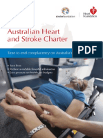 Australian Heart and Stroke Charter