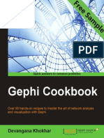 Gephi Cookbook - Sample Chapter