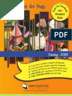 BrickHouse Education Catalog 2010