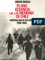 Mouesca, Jacqueline - Plano Secuencia de La Memoria de Chile