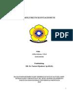 Moluskum Kontagiosum - Case Afif