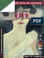 Grillo, Rosa Maria – Perugini, Carla (a cura di), El olvido está lleno de memoria. Salerno