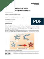 Iron Based Shape Memory Alloys