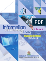 Information Workbook