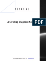 Scrolling Image