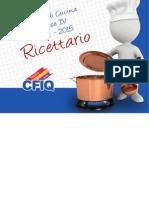 Ricettario IV Anno
