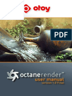 Octane Render User Manual | Graphics Processing Unit