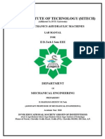 FM & HM Lab Lab Manual