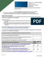 AUS Visa F0614 Sc600 Visitor Tourist Stream Checklist