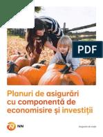 Brosura Planuri Acumulare Investitii