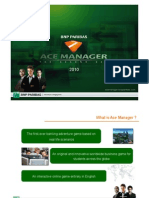 Presentation Ace Manager