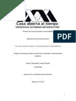 """""""Las redes sociales en México. Una mirada desde la Administración"""".pdf"""