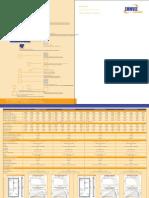 EMMVEE on-Grid Data Sheet Revised 2014