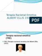 Terapia Albert Ellis