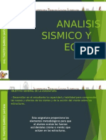 Analisis Sismico y Eolico