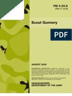 FM 3-20.8 Scout Gunnery