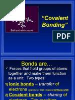 Chem Bond Covalent 2