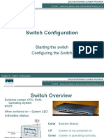 CCNA3 3.1-06 Switch