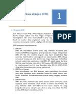 Koneksi Database Dengan JDBC menggunakan netbeans